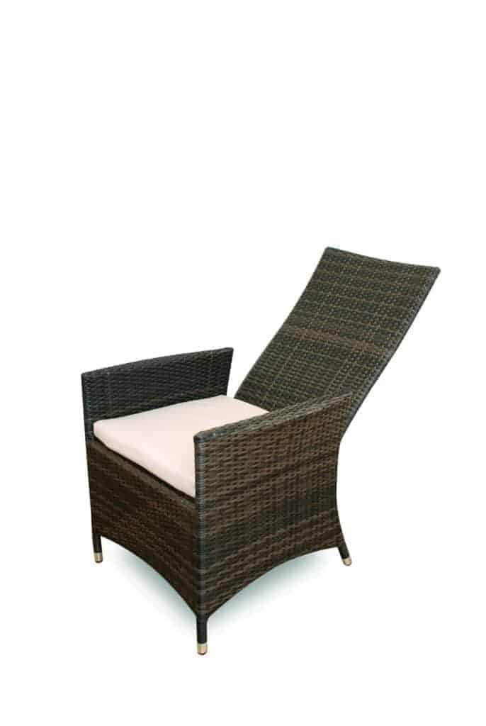 Outdoor Garden Furniture Dublin Ireland Georgia Reclining Chair