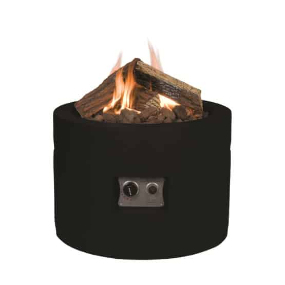 Cocoon Gas Fire Black - Gas Patio Fires For Sale Dublin Ireland