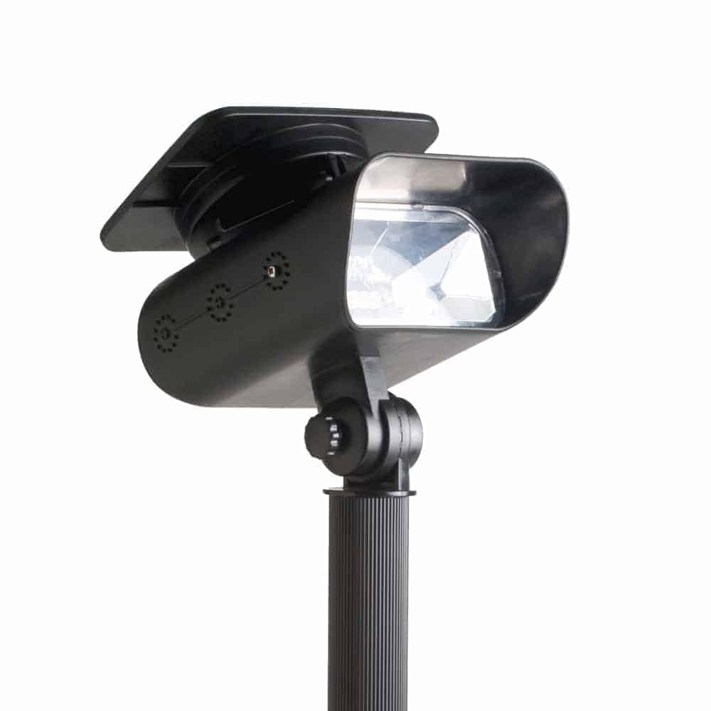 thea solar garden spotlight ss7502 outdoor lighting. Black Bedroom Furniture Sets. Home Design Ideas
