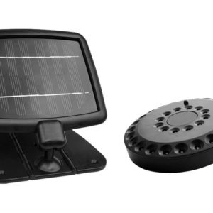 Vortex Solar Shed Light