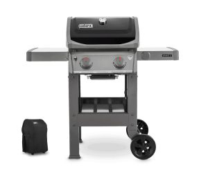 Weber Spirit II E-210 Gas Barbecue + BBQ COVER