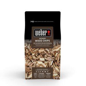 Weber Wood Chips - Hickory 17624