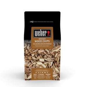 Weber Wood Chips - Whiskey Oak