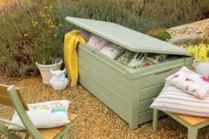 garden storage solution Ireland