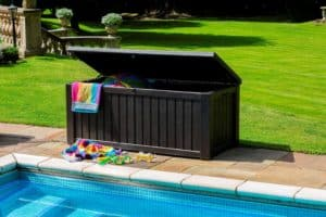 Plastic Outdoor Storage Solutions