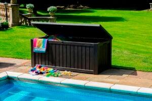 Plastic Outdoor Storage Solutions