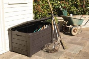 outdoor storage solutions garden Ireland