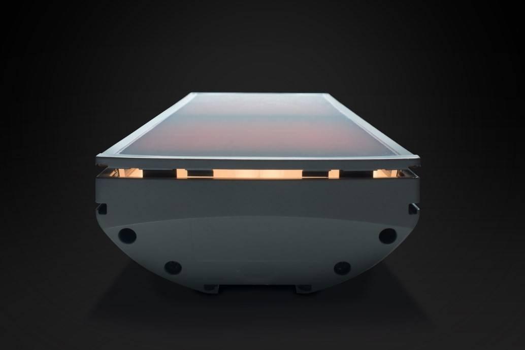 heatscope vision black 3200 outdoor electric heating garden furniture barbecues. Black Bedroom Furniture Sets. Home Design Ideas