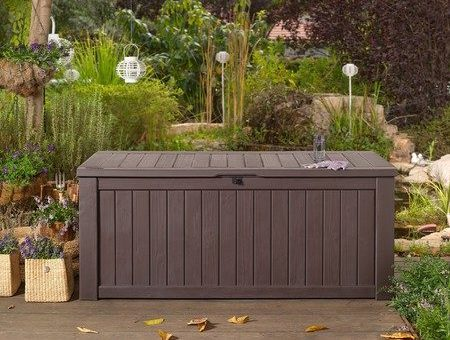 Rockwood Storage Box - Garden Storage Boxes For Sale Dublin Ireland