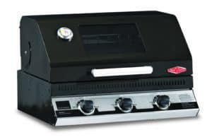Beefeater Gas Barbecue Discovery 1100E Series 3 Bnr BBQ & Hood-16232UK