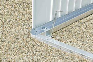 Biohort Aluminum Floor Frame For Highline and Panorama