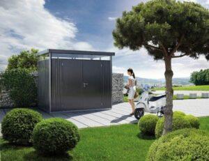 Highline Biohort Garden Shed
