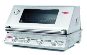 Beefeater Signature SL3000S 4 Bnr BBQ & Hood 12840s