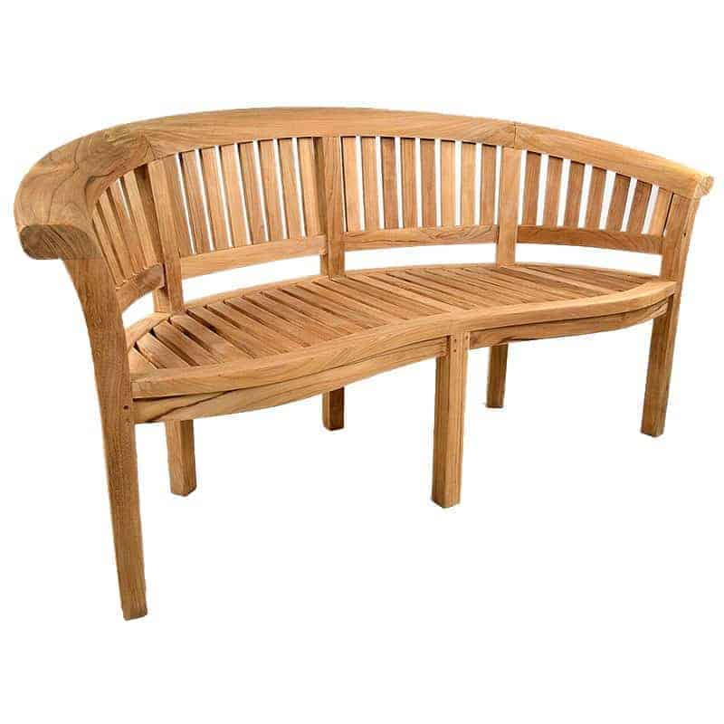 oxford teak garden bench 5ft - Garden Furniture Dublin
