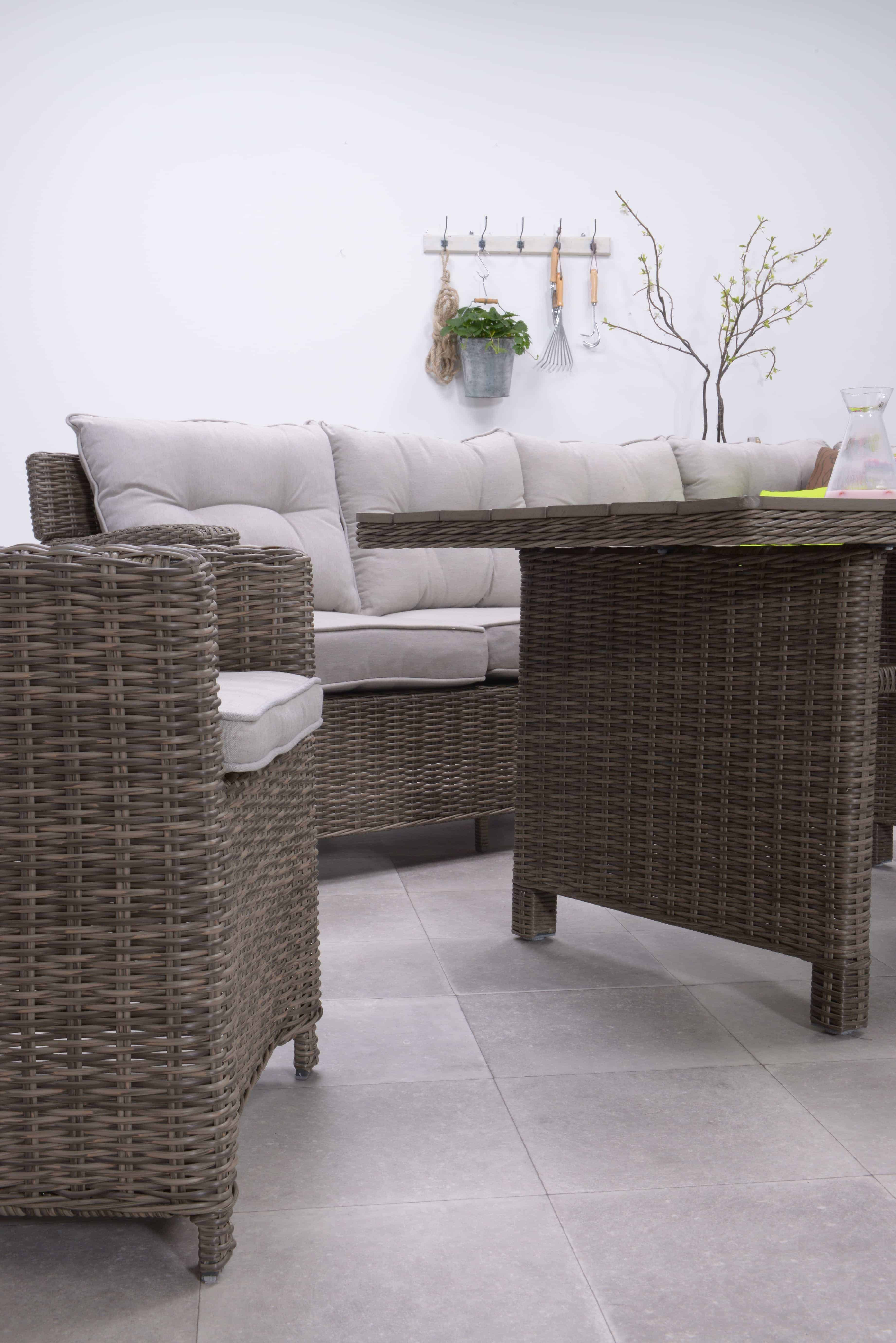 Outdoor Garden Furniture Dublin Ireland Madeira Outdoor Lounge Sofa Dining Set New Kubu