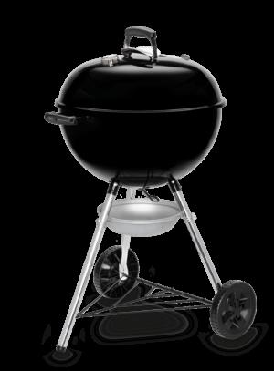 Weber Original Kettle E-5710 Charcoal Barbecue 57 cm