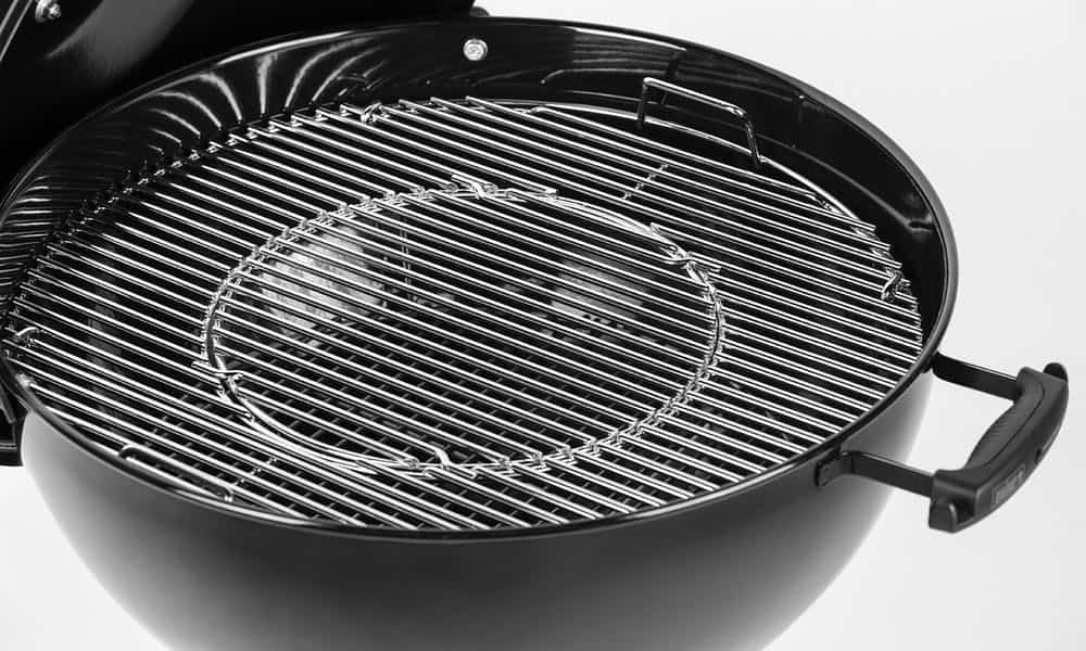 Weber Master Touch Grate