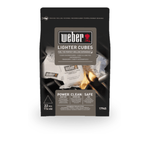 Weber Barbecue Lighter Cubes - White