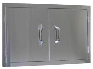 23150 Beefeater Built in Stainless Steel Double Door
