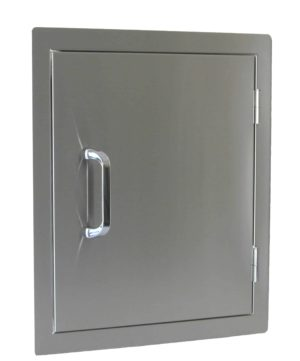 23140 Beefeater Built in Stainless Steel Single Door