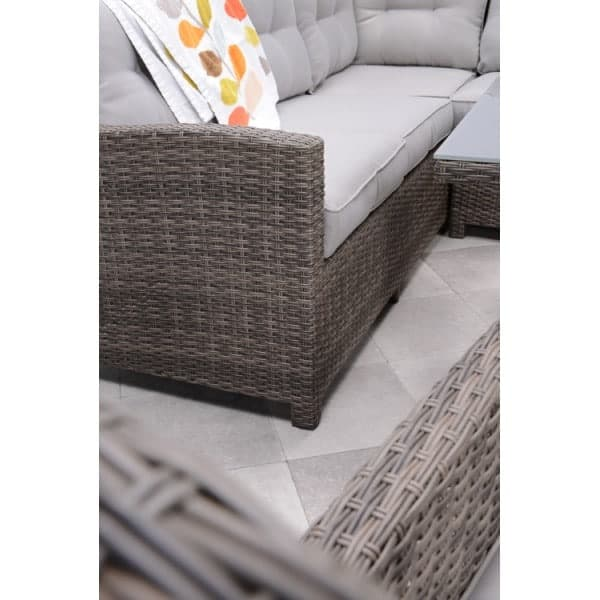 outdoor garden sofa