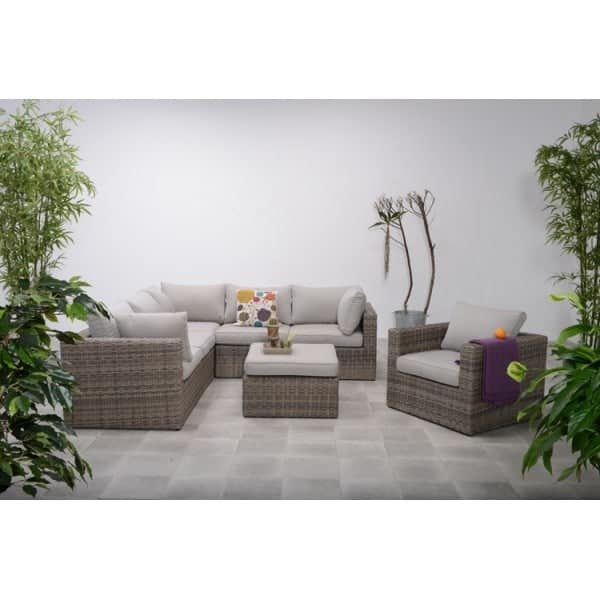 outdoor corner sofa sets - Garden Furniture Dublin