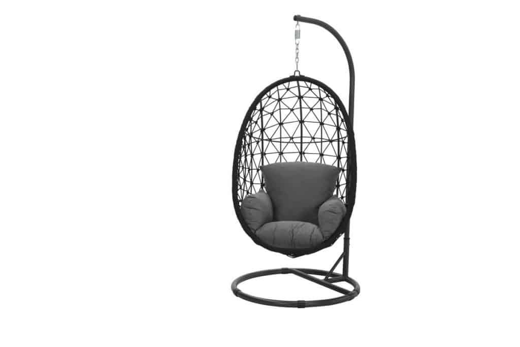 Panama Outdoor Rope Black Egg Chair For Sale Dublin Ireland