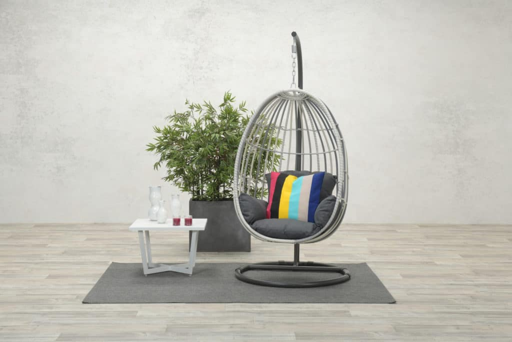 Outdoor Garden Furniture Dublin Ireland Panama Swing Egg Chair 3 Colours Outdoor Ie