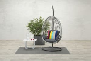 Panama Swing Egg Chair (3 Colours)