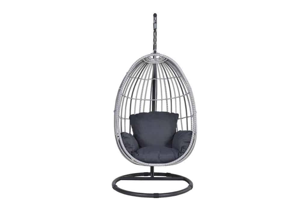 Panama Outdoor Cloudy Grey Egg Chair For Sale Dublin Ireland