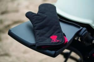 Weber Branded BBQ Mitt / Glove - (6472)
