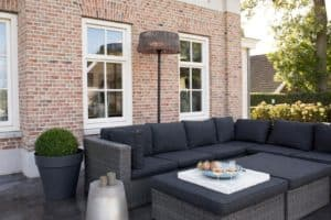 Outdoor Electric Heating