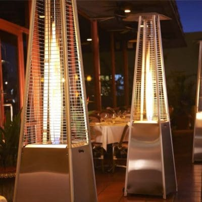 Outdoor Heating Patio Gas Heaters Chimineas Chimneys