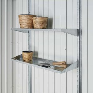 Shelf Set For Garden Sheds, 2 Shelves