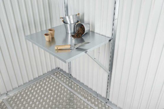 Biohort Garden Sheds - Folding Table