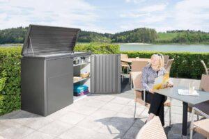 HighBoard Multi-function Storage Box