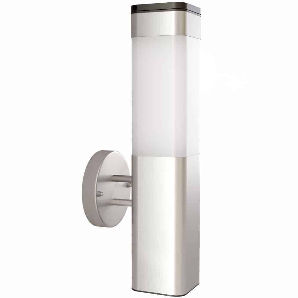 Kodiak Solar Powered Wall Light SS9901 Outdoor Lighting Outdoor.ie