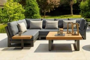 Garden Sofa Sets and Lounging