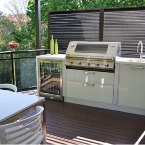 Built In BBQ Units and Additional Components