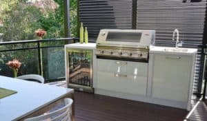 Built In BBQ Units and Components