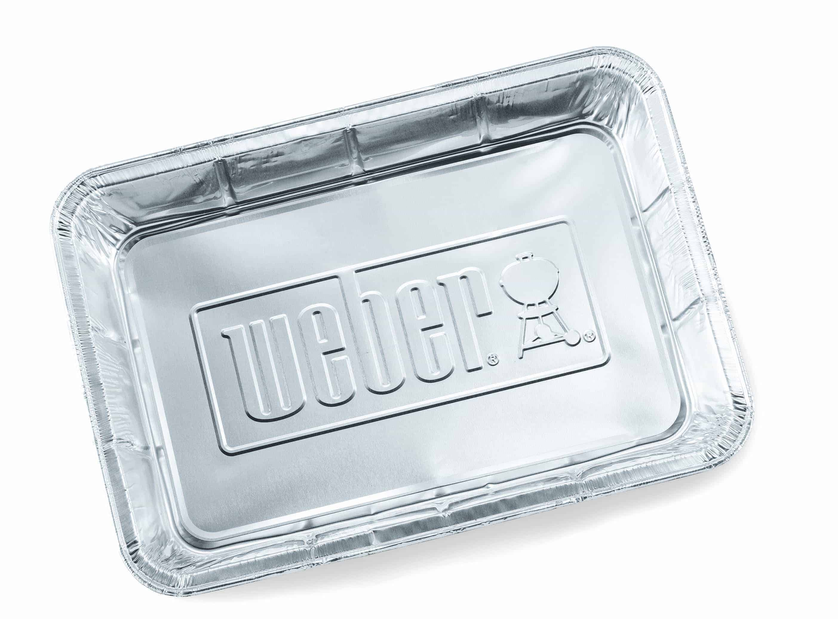 Weber Small Drip Tray 6415 Weber Barbecue Accessories