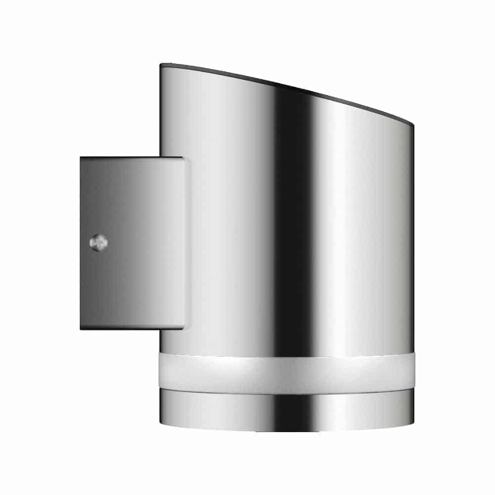 Outside Wall Lights Solar Powered : Truro Solar Powered Wall Light SS9891 Outdoor Lighting Outdoor.ie