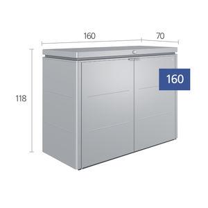 Hervorragend HighBoard Multi-function Storage Box   Biohort Garden Sheds  FB87