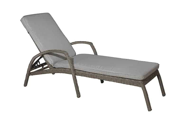 Porto Sun Lounger Kubu - Patio Loungers For Sale Dublin Ireland
