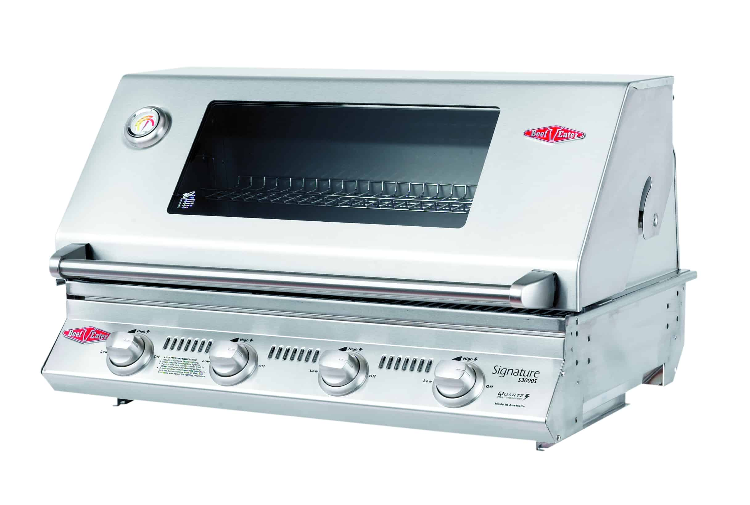 BeefEater Signature - Gas Barbecues For Sale Dublin