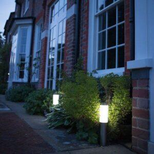 Solar lights garden - outdoor lighting
