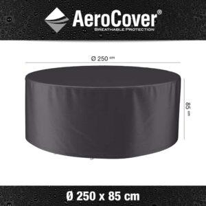 AeroCovers® Garden Dining Set Furniture Cover Round 250cm 7919