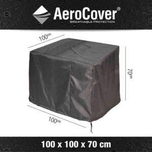 AeroCovers® Garden Chair Cover 100 x 100 x 70cm (7960)