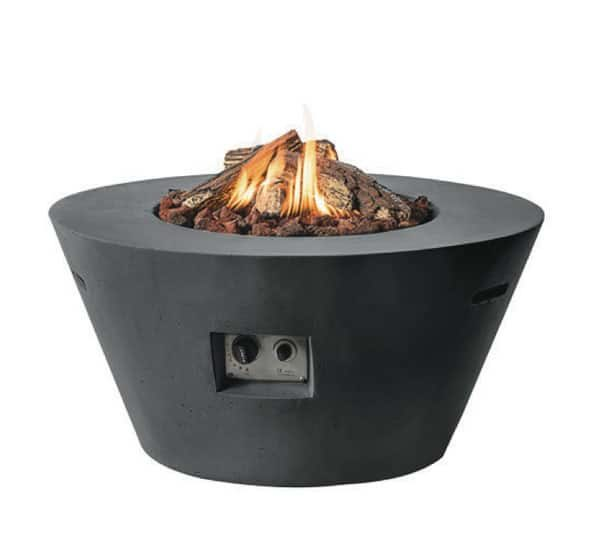 Co Cone Gas Fire Outdoor