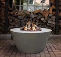 Cone Outdoor Fire